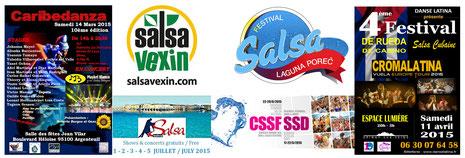 www.salsa-guide.fr, le partenaire des festivals de salsa
