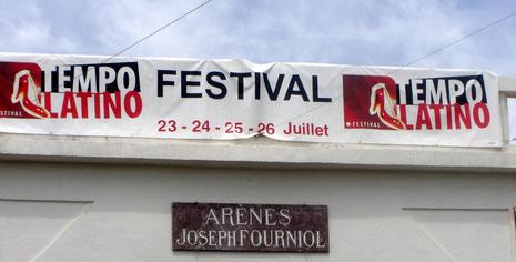 Festival Tempo latino