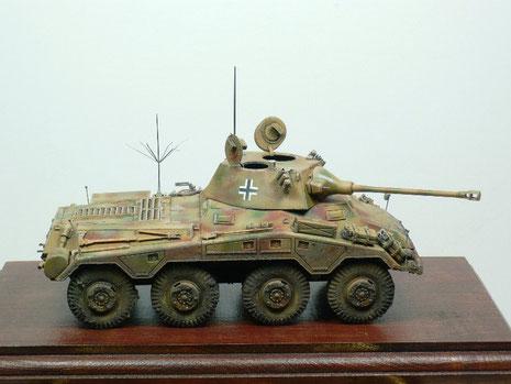 Sd.Kfz. 234/2 Puma, Puma