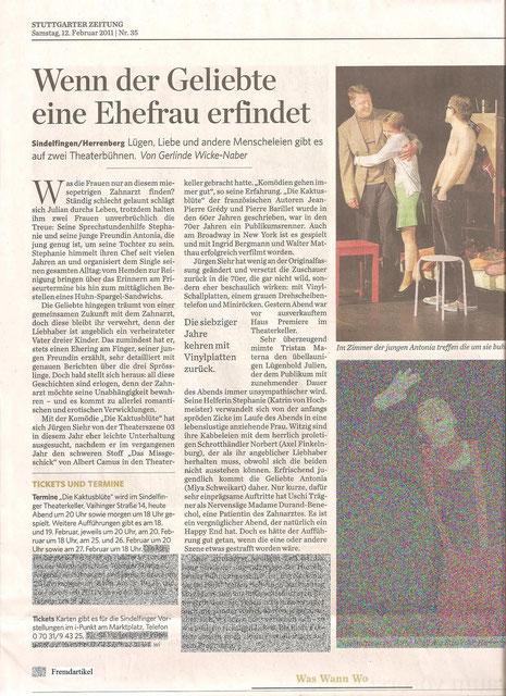 Stuttgartert Zeitung