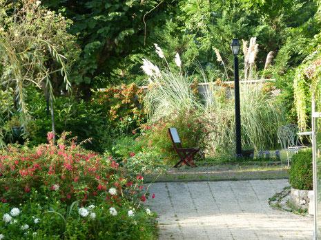 les jardin de votre hébergement