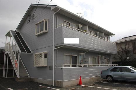 外壁・屋根塗装工事施工後【福岡市早良区】
