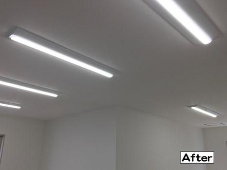照明器具工事(LED)