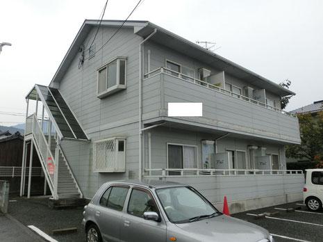 外壁・屋根塗装工事施工前【福岡市早良区】