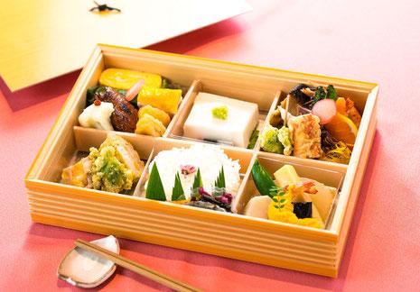 わさびのお弁当 3000円イメージ