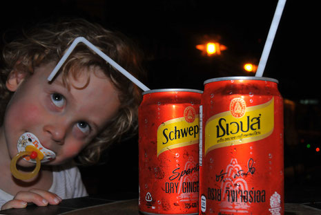 Trinken ist wichtig! :)