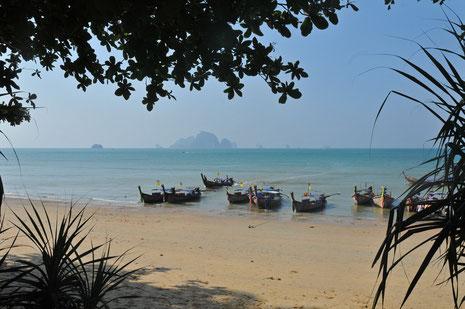 Strand von Ao Nang.