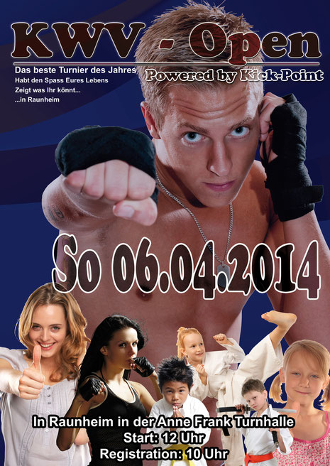 KWV Open 2014