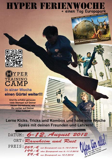 Hyper Camp 2012