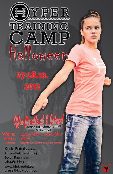 Halloween Hyper Party in Raunheim