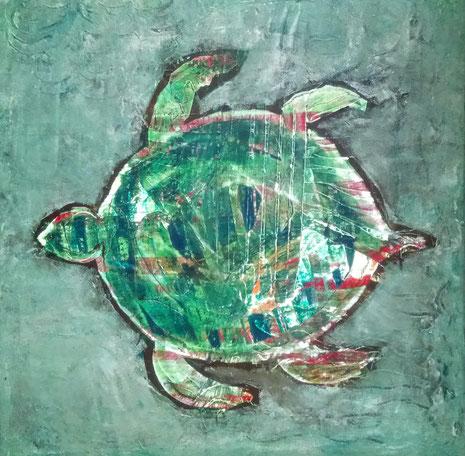 Die Schildkröte