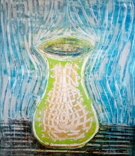Weiblichkeit, Entfaltung, Befreiung, weibliche Energie, Fraulichkeit, die Vase als Symbol