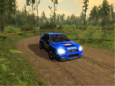 Rally Spiele Geschichte - Richard Burns Rally (2004)