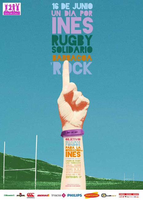 Rugby Solidario En Las Terrazas Un Dia Por Ines Sanse