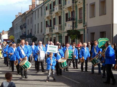 42e Corso Parade de la Vogue des Noix de Firminy (20 Octobre 2013)