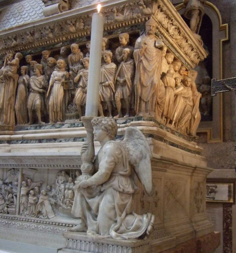 Ангел - самые известные работы Микеланджело