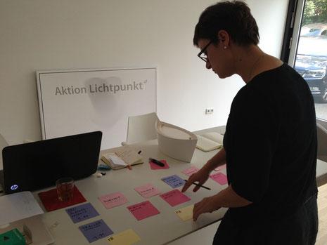 Redaktionsplanung, Aktion Lichtpunkt 2014