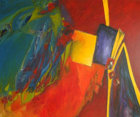 Erdenzeit | 2010 | 120 x 100