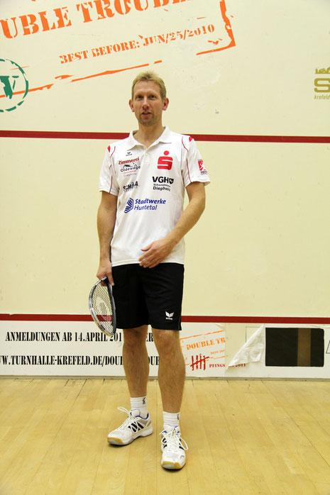 In voller Pracht - Willkommen zurück im Court: Dirk Heemann!