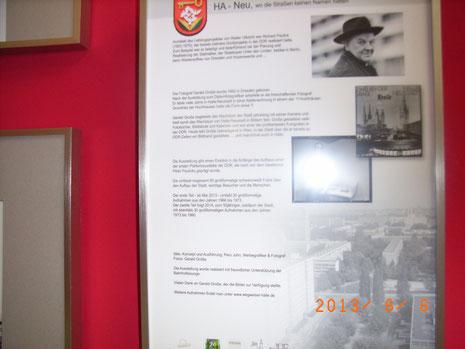 Bildergalerie  über Halle-Neustadt im Hauptbahnhof