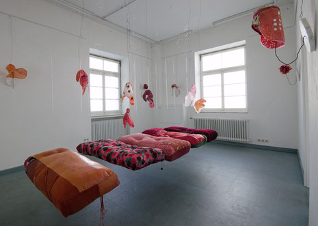 KÜFO Remagen Installation Ulrike Oeter 2014