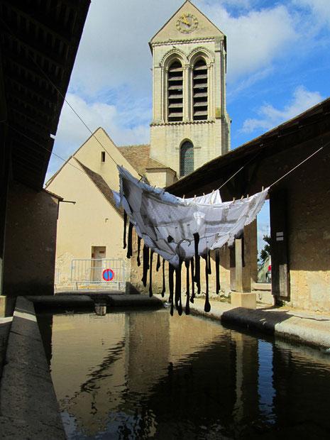 Installation Chavenay, Frankreich 2011