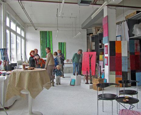 Atelier Renate Garbe (Foto: Oeter)