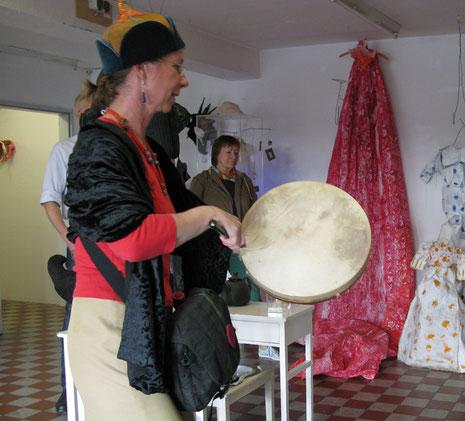 Performancemusiker Atelier Ulrike Oeter