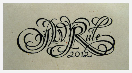 Label for J.W. Rule © 2012