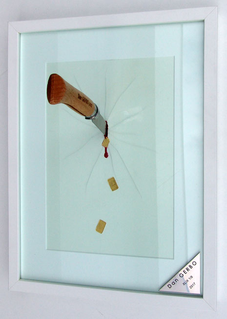 Art conceptuel Opinel