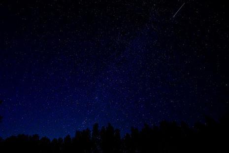Lass dich bei der Sternschnuppennacht am 12.08.2021 in die Welt der Sterne entführen.