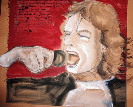 Bild Sänger