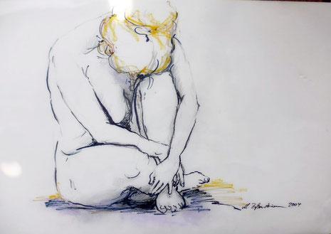 Ohne Titel, 2004.