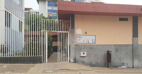 Adissur - Urbanización Sansofé en Gran Canaria
