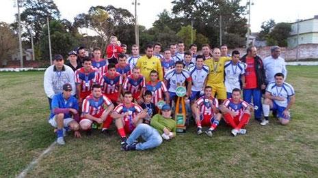 Finalistas da competição, Força Jovem e Atlético