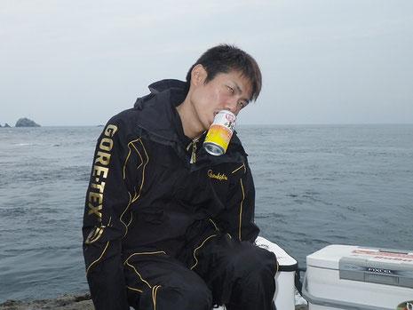 武ちゃん、ラリってます(^_^;)