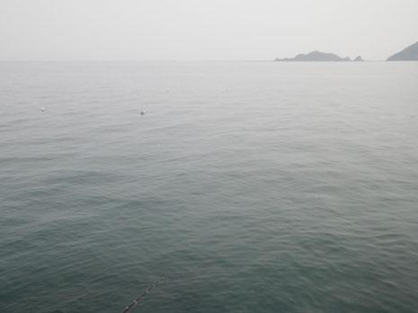 海は湖状態