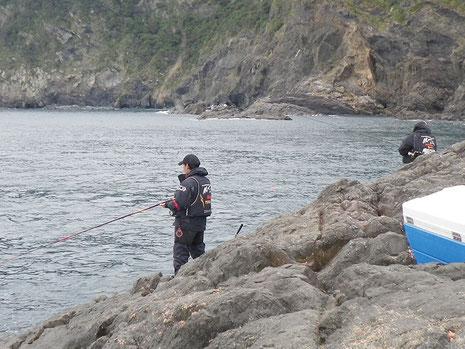 ヒマなんでちょっと早いですが釣り開始