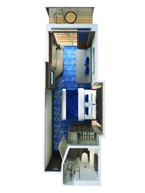 Norwegian Bliss Balcony Cabin $2699*
