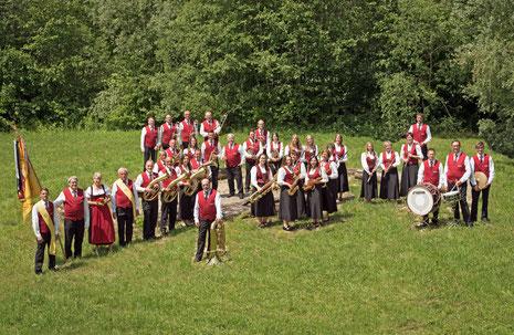 Musikkapelle Großschönach 2016
