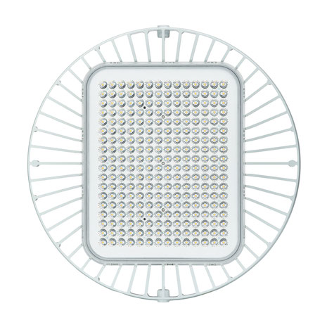 LED High Bay Frontansicht