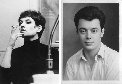 "Barbara & Jean Poissonnier, also called ""Toto"""