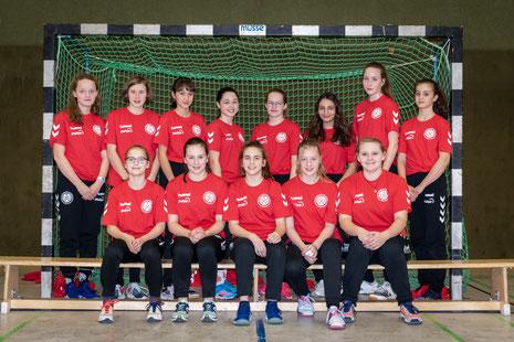 weibl. B-Jugend - Saison 2019/20