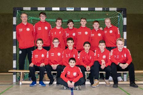 männl. B-Jugend - Saison 2018/19