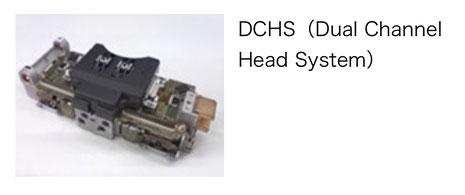 光学ヘッドシステム DCHS Dual Channel Head System PDW-U4