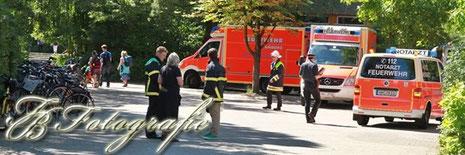 15.08.2012 - HH/Bergedorf: Reizgasalarm an Hamburger Stadtteilschule