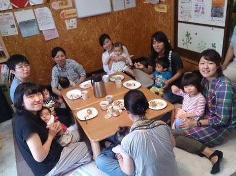 おばあちゃんの家に来たみたい、という昭和レトロ感たっぷりの十条「ほっこり~の」