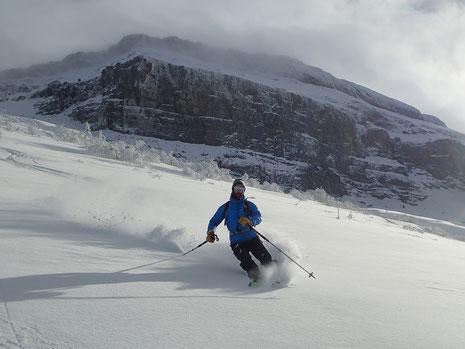 Là-haut, la neige est souvent belle, et bonne ! N'est-ce pas Pascal ? ;-)