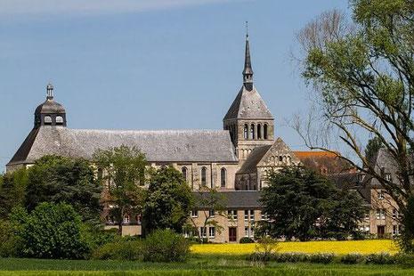 L'Abbaye de Fleury à Saint Benoît sur Loire