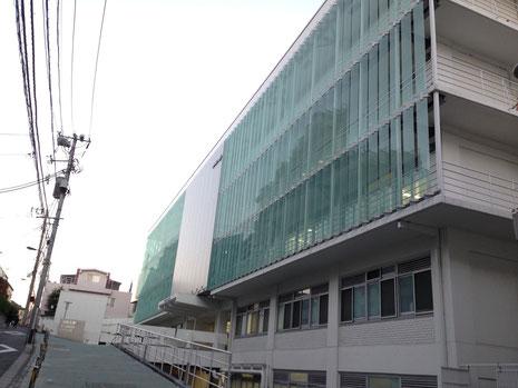 法政大学市ヶ谷田町校舎